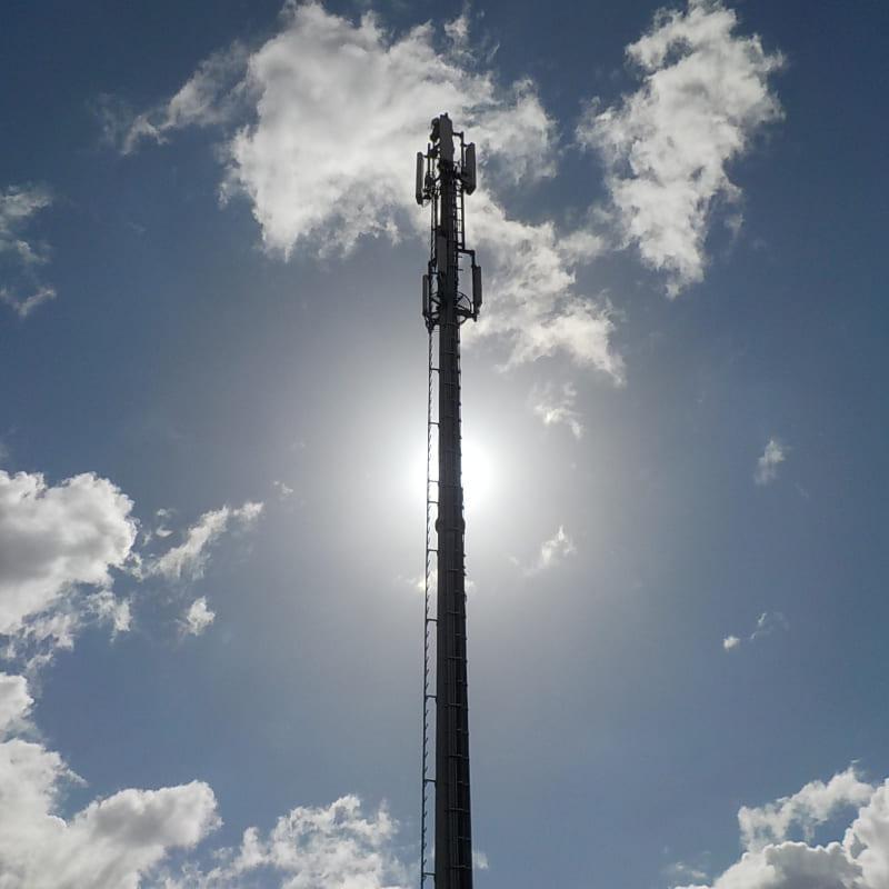 Callidus Funkmast Telekommunikation